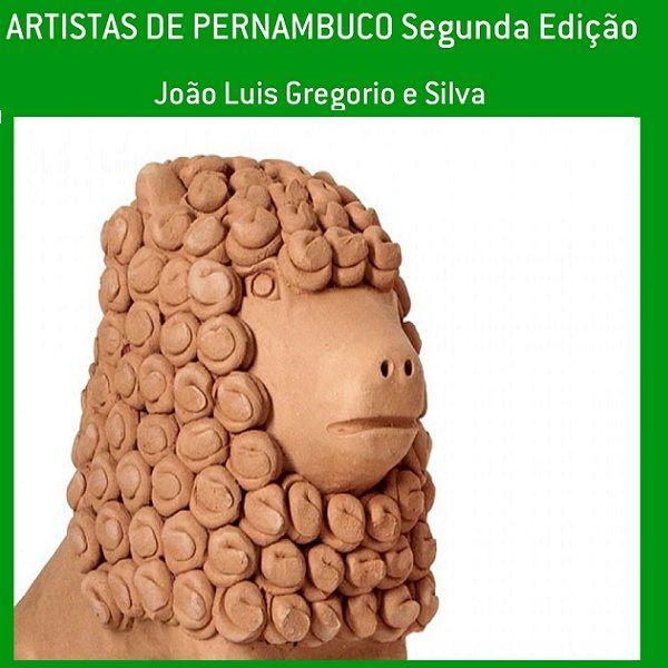 Imagem principal do produto Artistas de Pernambuco II Edição