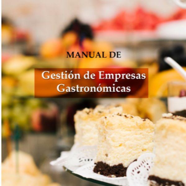 Imagem principal do produto Gestión de Empresas Gastronónimas