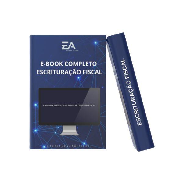Imagem principal do produto ENTENDA NA PRÁTICA TUDO SOBRE A  ESCRITURAÇÃO FISCAL