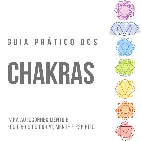 Imagem principal do produto GUIA PRÁTICO DOS CHAKRAS