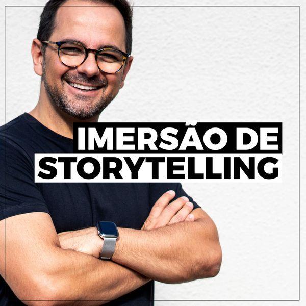 Imagem principal do produto Imersão de Storytelling com Renato Ribeiro