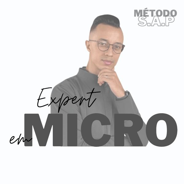Imagem principal do produto Expert em Micro - Método S.A.P