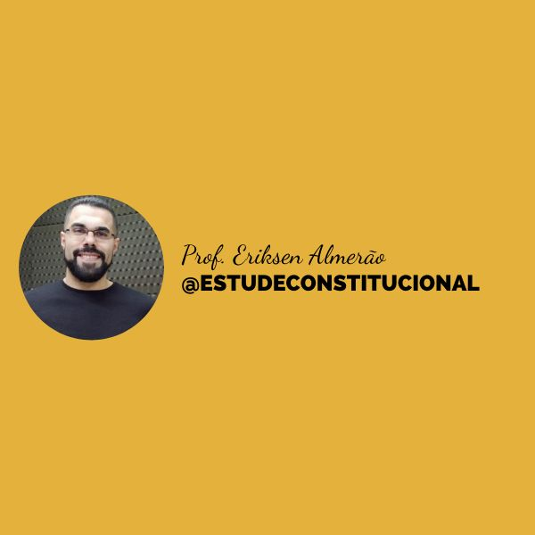 Imagem principal do produto Estude Constitucional