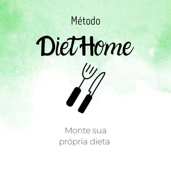 Imagem principal do produto DietHome Monte sua própria dieta