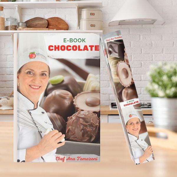 Imagem principal do produto E-book Curso de Chocolate