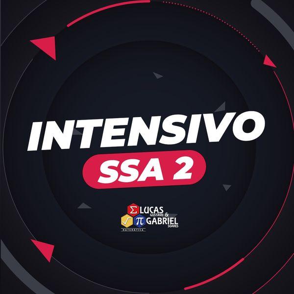 Imagem principal do produto Intensivo SSA2 - 2020