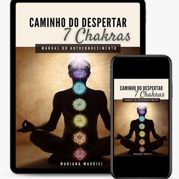 Imagem principal do produto E-book Caminho do Despertar 7 Chakras: Manual do Autoconhecimento