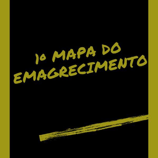 Imagem principal do produto 1 MAPA DO EMAGRECIMENTO