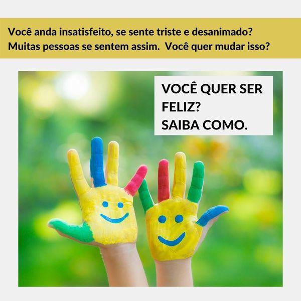 Imagem principal do produto E-BOOK ATIVAÇÃO DA FELICIDADE