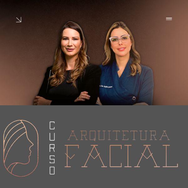 Imagem principal do produto Curso Arquitetura Facial