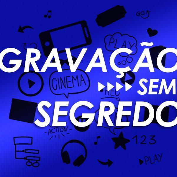 Imagem principal do produto Curso GRAVAÇAO sem SEGREDO!