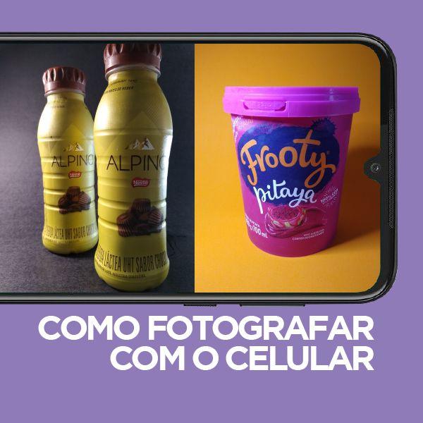 Imagem principal do produto COMO FOTOGRAFAR PRODUTOS COM O CELULAR