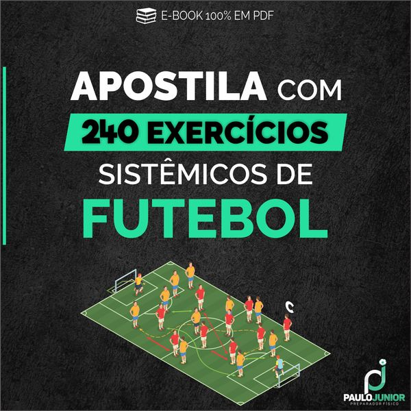 Imagem principal do produto 140 Atividades de Futebol em forma de jogos reduzidos