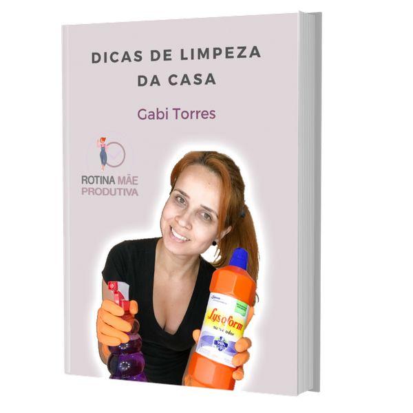 Imagem principal do produto Dicas de Limpeza da Casa