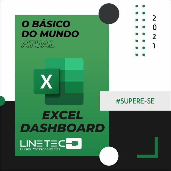Imagem principal do produto Excel Dashboard
