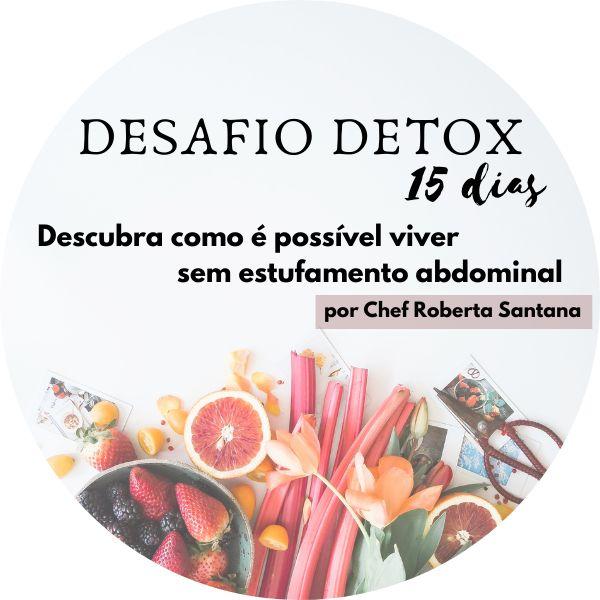 Imagem principal do produto Desafio Detox 15 dias