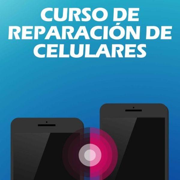 Imagem principal do produto Curso de Reparación de Celulares by MOBILE SUPPORT