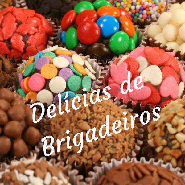 Imagem principal do produto Delícias de Brigadeiros Gourmet