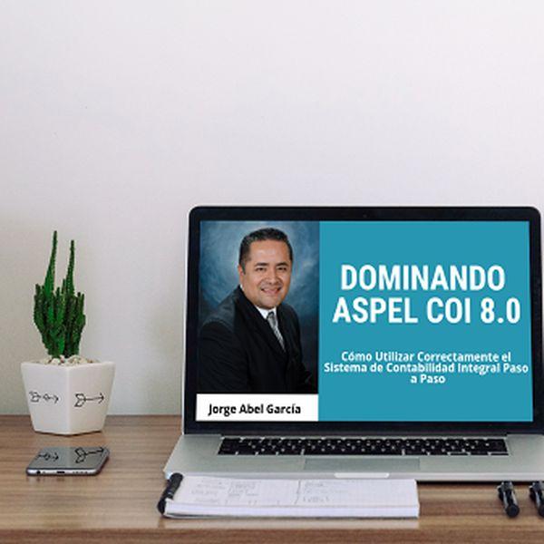 Imagem principal do produto DOMINANDO ASPEL COI 8.0