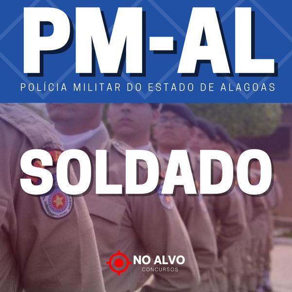 Imagem principal do produto APOSTILA POLÍCIA MILITAR DE ALAGOAS - SOLDADO (2021)