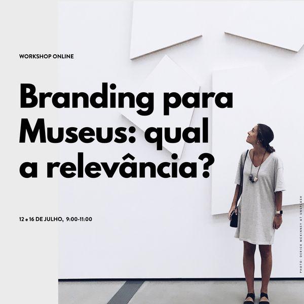 Imagem principal do produto Branding Museums: Why does it Matter?