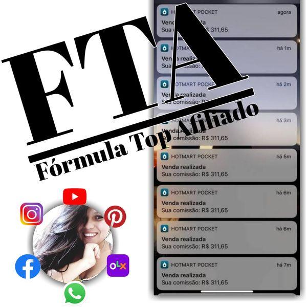 Imagem principal do produto FTA - Fórmula Top Afiliado