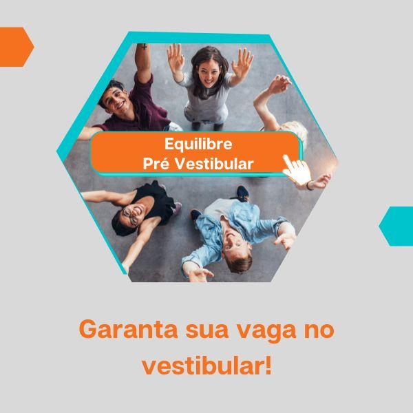 Imagem principal do produto Equilibre - Pré Vestibular
