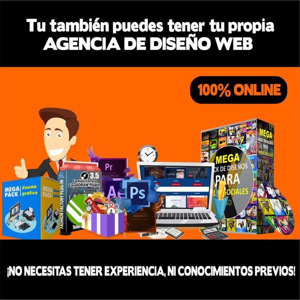 Imagem principal do produto Curso Premium de Diseño web