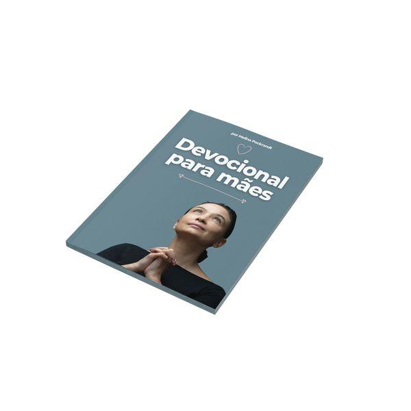 Imagem principal do produto eBook Devocional para mães