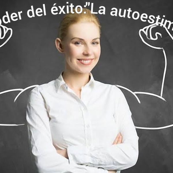 """Imagem principal do produto El poder del Éxito: """"La Autoestima"""""""