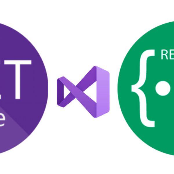 Imagem principal do produto Framework para contrução de API's com .NET Core