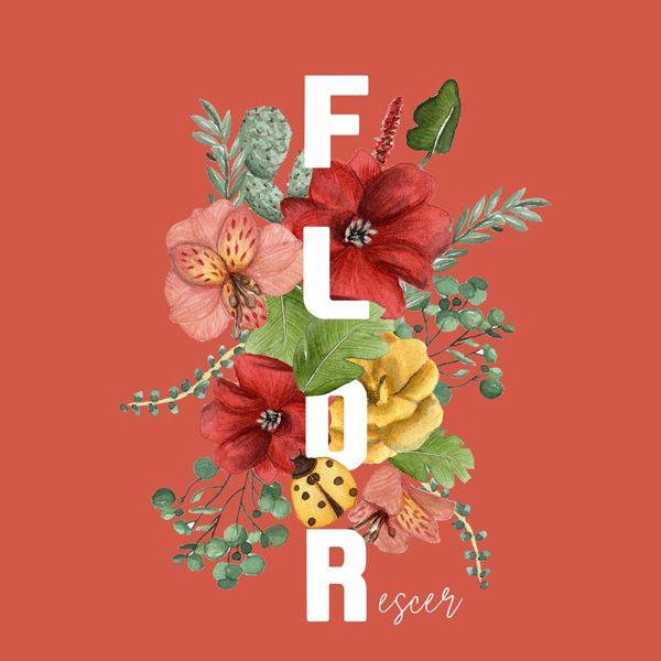 Imagem principal do produto CURSO FLORESCER