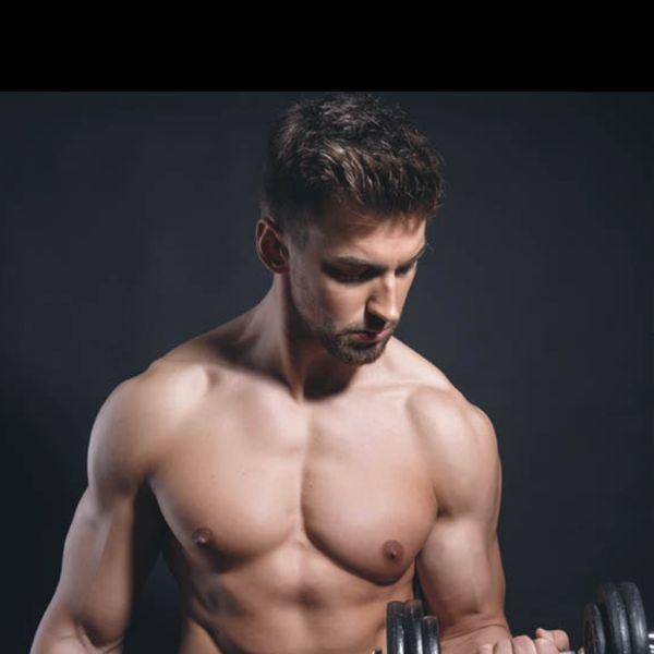 Imagem principal do produto 100 Exercicios Eficazes Para Desenvolver Massa Muscular