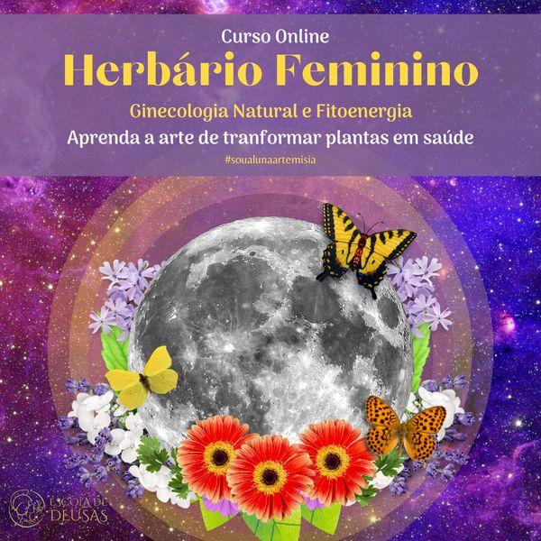 Imagem principal do produto Herbário Feminino