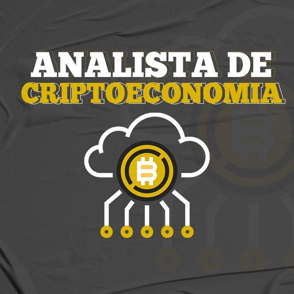 Imagem principal do produto ANALISTA DE CRIPTOECONOMIA