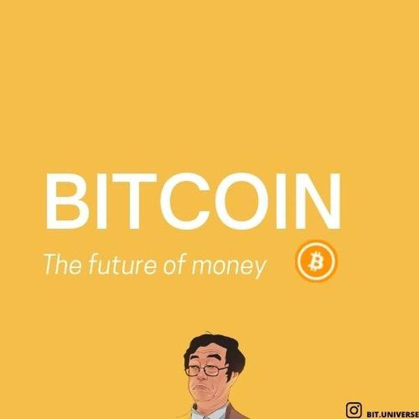 Imagem principal do produto BITCOIN THE FUTURE OF MONEY