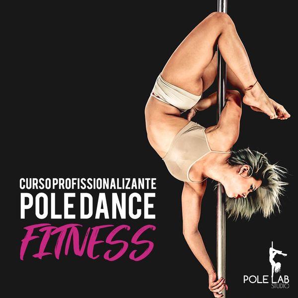 Imagem principal do produto Curso Profissionalizante Básico de Pole Dance Fitness