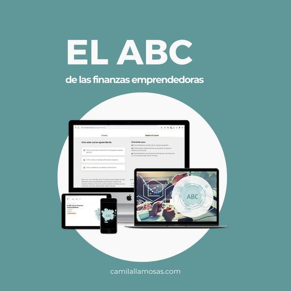 Imagem principal do produto El ABC de las Finanzas Emprendedoras