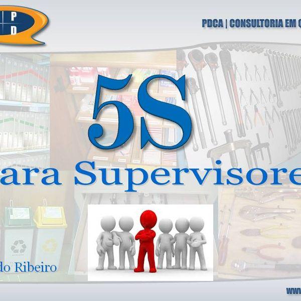 Imagem principal do produto 5S para Supervisores - Curso