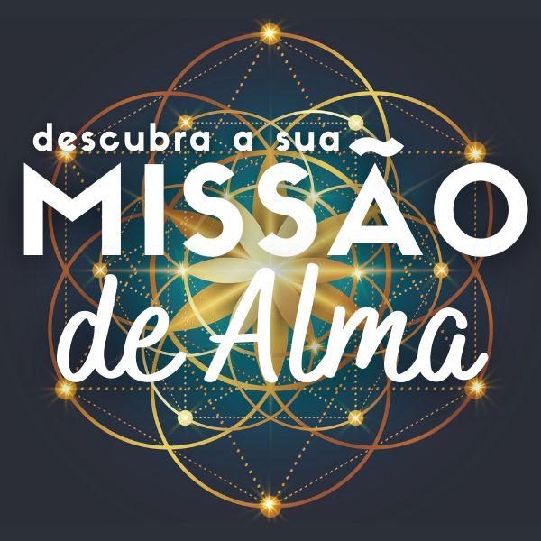 Imagem principal do produto DESCUBRA A SUA MISSÃO DE ALMA