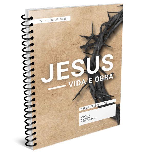 Imagem principal do produto CRISTOLOGIA - JESUS, VIDA E OBRA