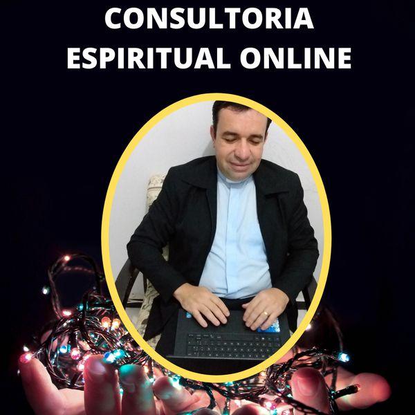 Imagem principal do produto Consultoria Espiritual Online