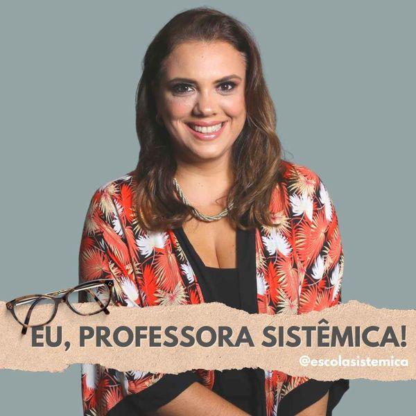 Imagem principal do produto Eu, Professora Sistêmica!