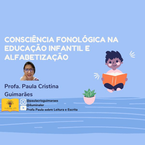 Imagem principal do produto Consciência Fonológica na Educação Infantil e Alfabetização