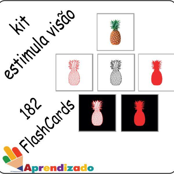 Imagem principal do produto Kit Estimulação Visual