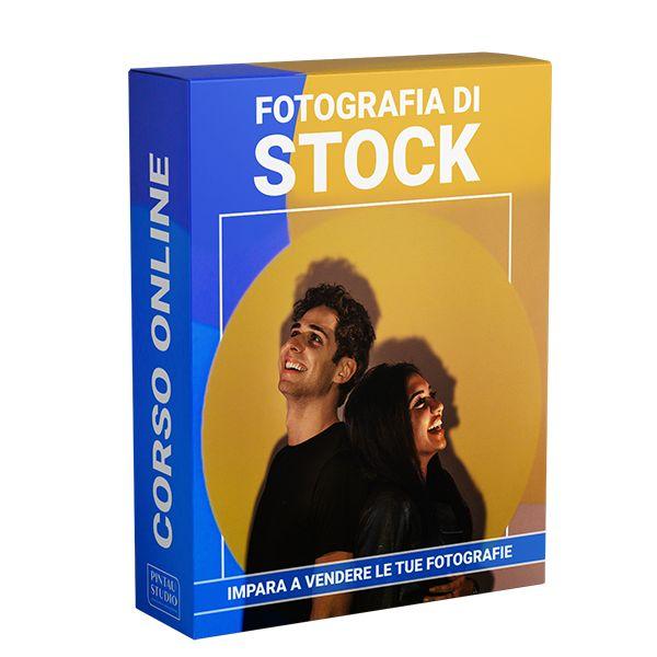 Imagem principal do produto CORSO DI FOTOGRAFIA DI STOCK