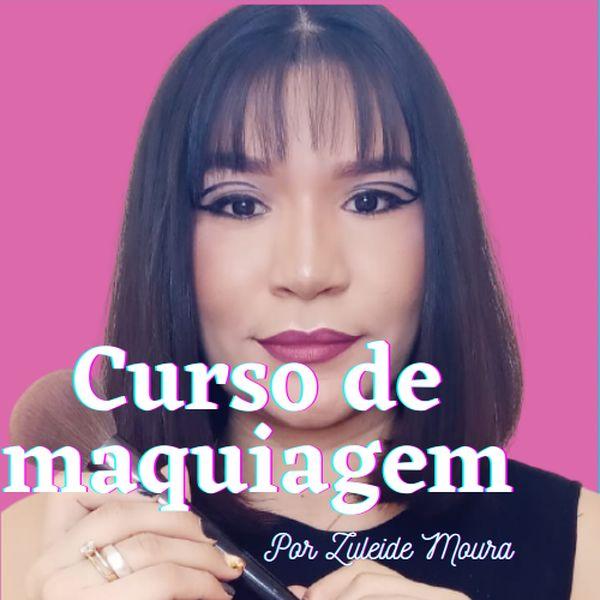 Imagem principal do produto curso de maquiagem por Zuleide Moura