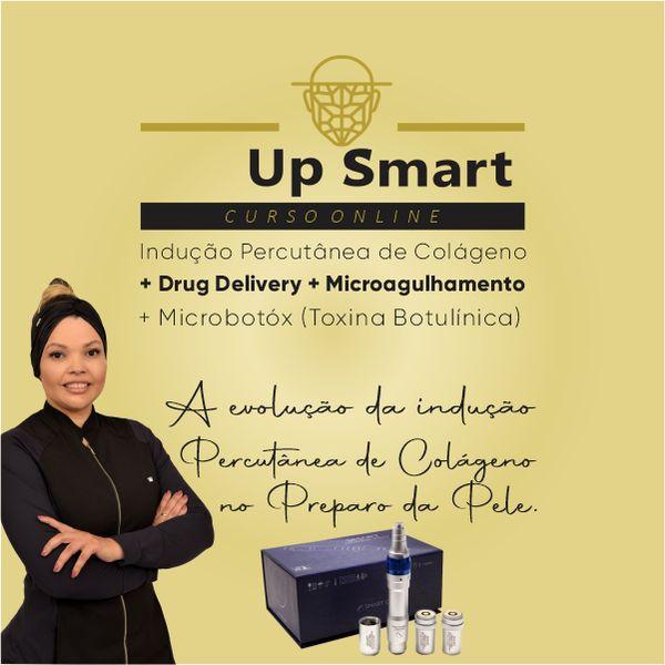 Imagem principal do produto BIO UP Smart: Indução Percutânea de Colágeno + Drug Delivery + MicroBOTÓX