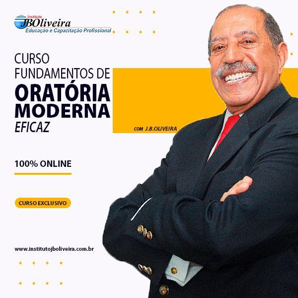 Imagem principal do produto CURSO DE FUNDAMENTOS DE ORATÓRIA MODERNA EFICAZ