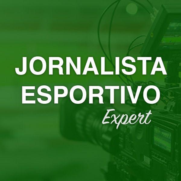 Imagem principal do produto Jornalista Esportivo Expert
